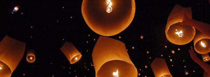 les lanternes thalandaises - Lanterne Volante Mariage