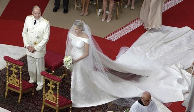 Mariée Le Site Robe La Mariage Charlène De Du PIqSqfx5