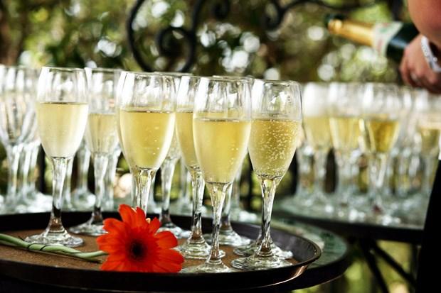 Quelle champagne pour un mariage
