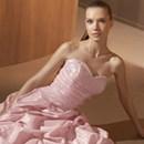 Me marier en rose, c'est tendance.