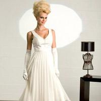 Une robe différente pour la cérémonie civile ?