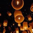 Les lanternes thaïlandaises