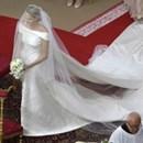 La robe de mariée de Charlène
