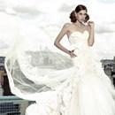 Je veux une robe de mariée volumineuse