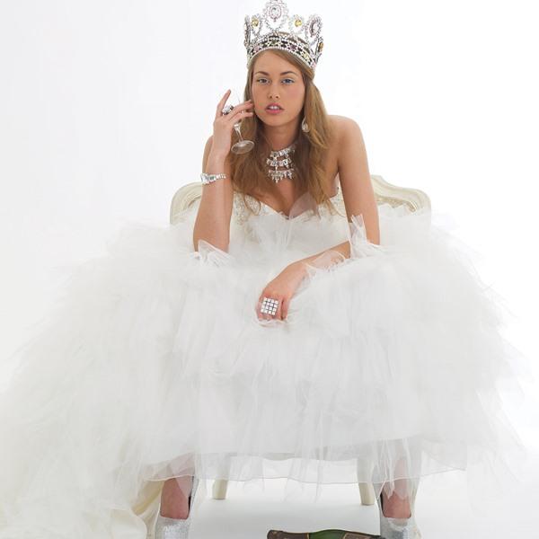 ... de mariée : Une robe de princesse sinon rien - le site du mariage