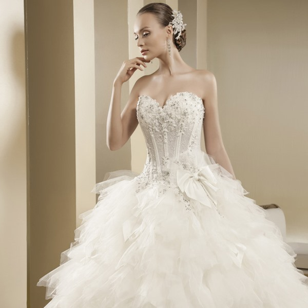 robe de mariee opera point mariage - Point Mariage Troyes