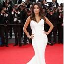 CANNES 2014 : La tendance était aux robes blanches !