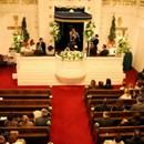Des fleurs dans votre lieu de culte ?