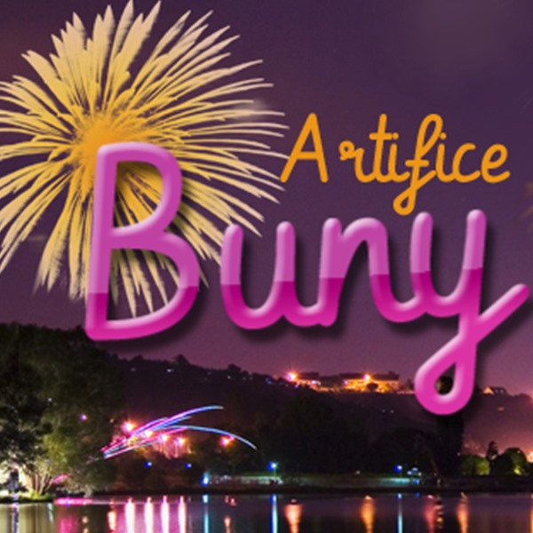 buny feux d'artifice