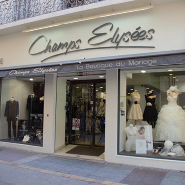 Champs elys es boutique robe de mari e collection de for Boutiques de mariage orlando