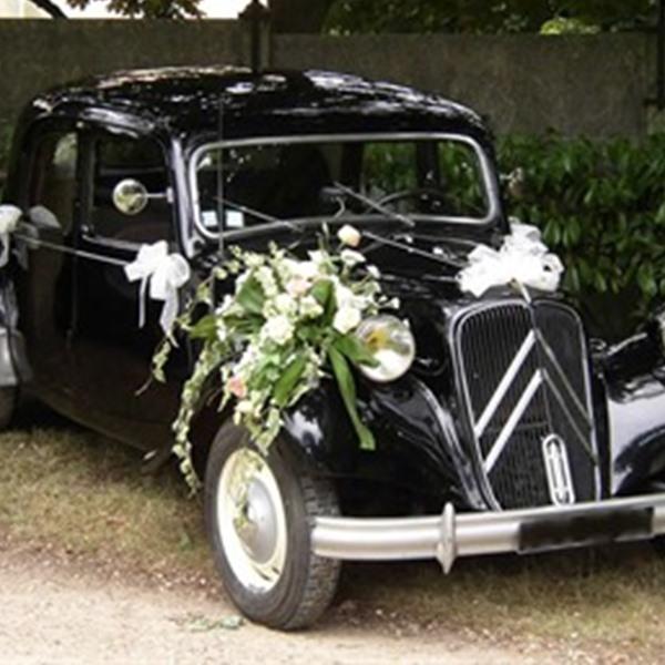 Très Location rétro Mariage, voiture mariage : location de voitures  GG56