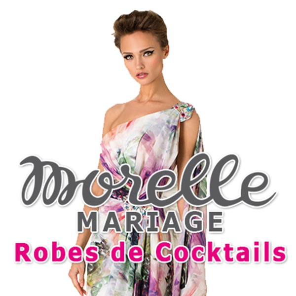 315061fb546 Morelle-Mariage.com Robe de Cocktail