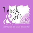 Touch & Sit, Votre plan de table intéractif