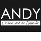 Andy - l'événement au masculin