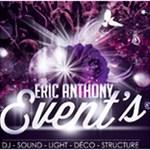 Eric Anthony Events