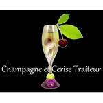 Champagne et cerise traiteur
