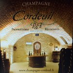 Champagne CORDEUIL p&f