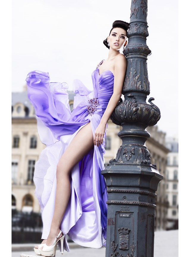 Hayari Couture, Lilas de Paris