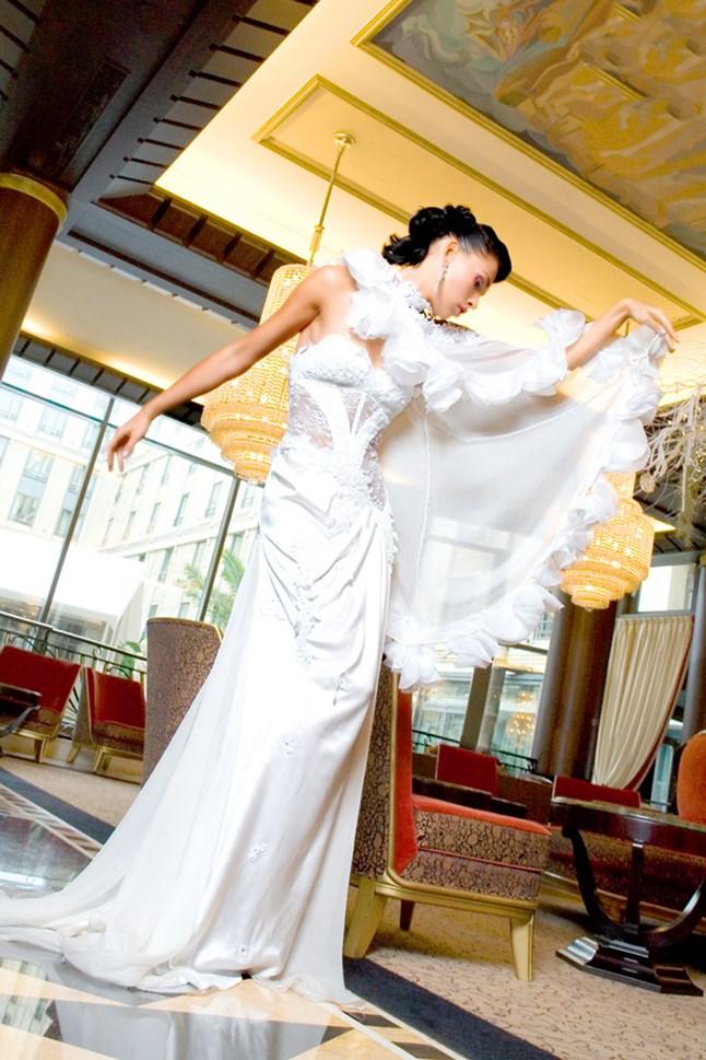 Hayari Couture, Desir de Paris