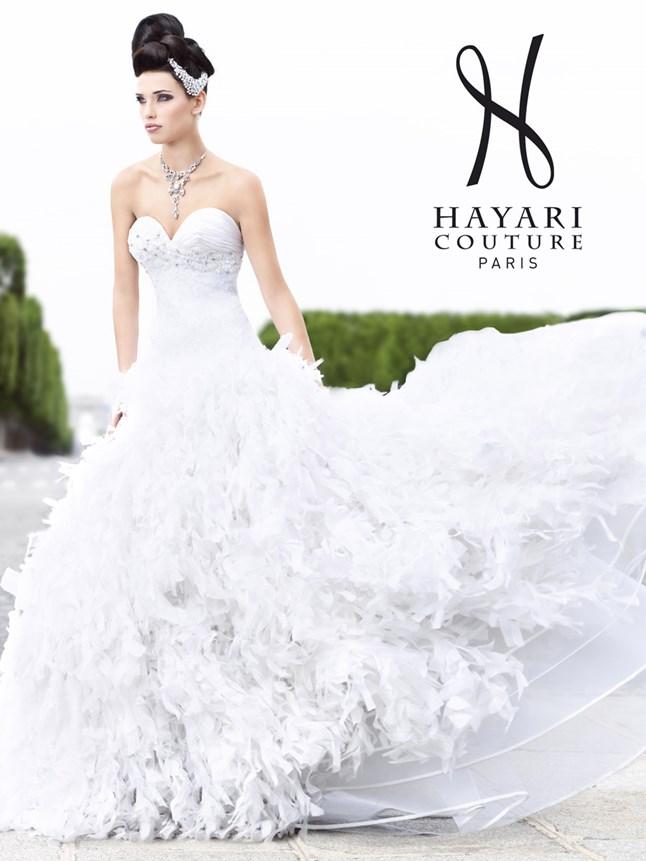 Hayari Couture, Pétale de Paris