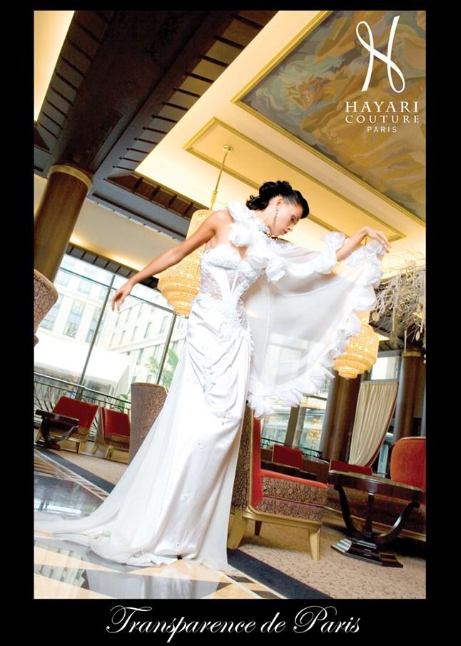 Hayari Couture, Transparence de Paris
