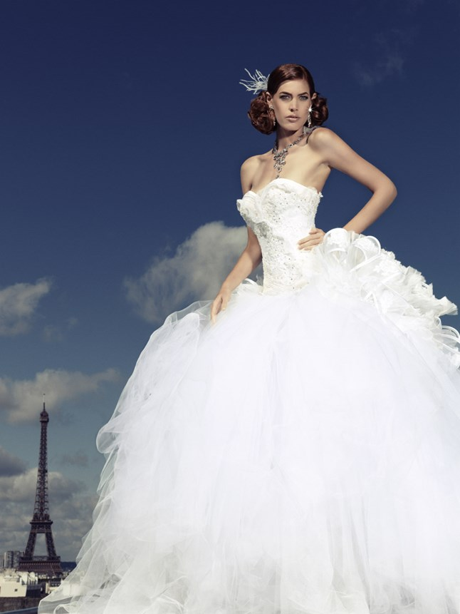 Hayari Couture, Mariée3