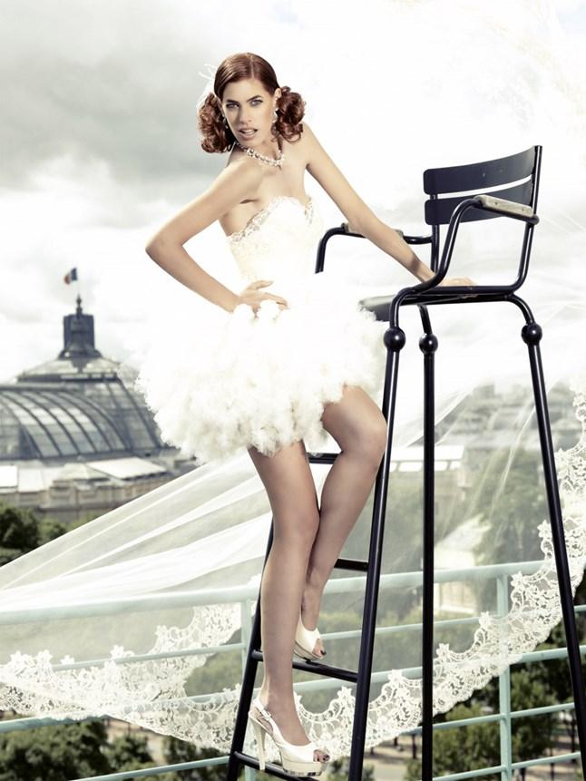 Hayari Couture, Mariée5