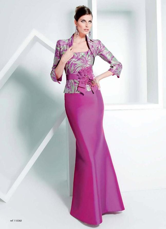 robe de soir e rs 110068 sur le site du mariage. Black Bedroom Furniture Sets. Home Design Ideas