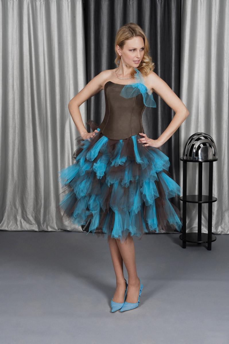 robe de temoin mariage bleu turquoise. Black Bedroom Furniture Sets. Home Design Ideas