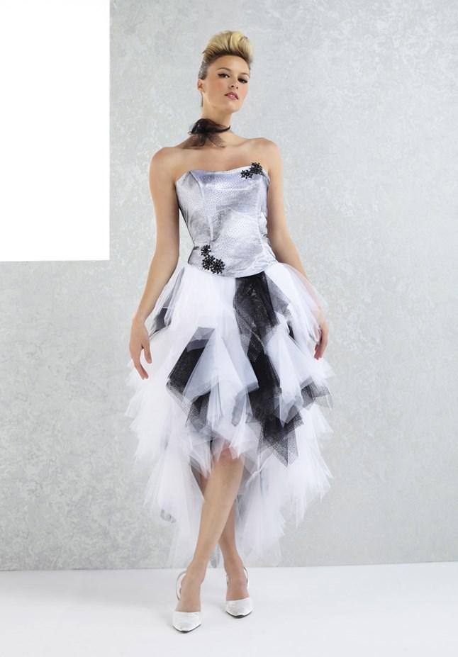 Pia Benelli, Adorable blanc et noir