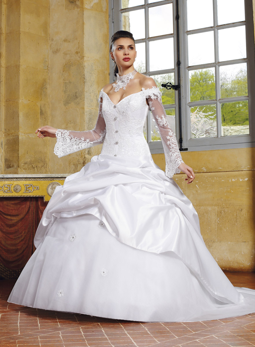 Location robe de mariage djerba