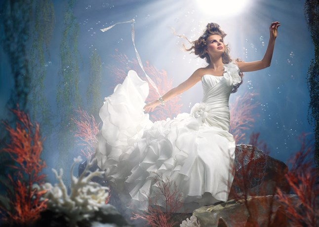 Disney Fairytales by Alfred Angelo, Ariel