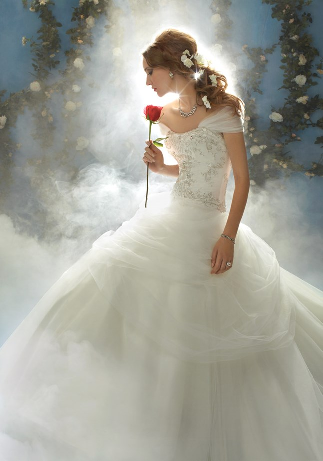 Disney Fairytales by Alfred Angelo, Belle