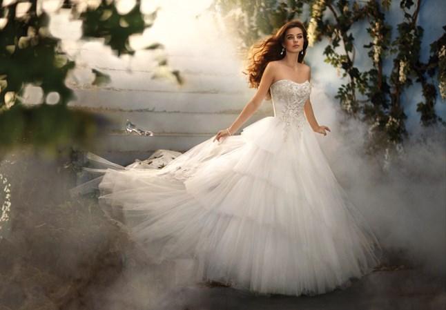 Disney Fairytales by Alfred Angelo, Cinderella