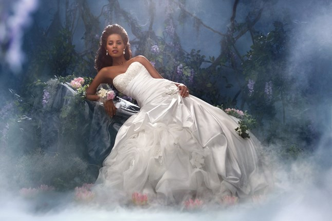 Disney Fairytales by Alfred Angelo, Tiana