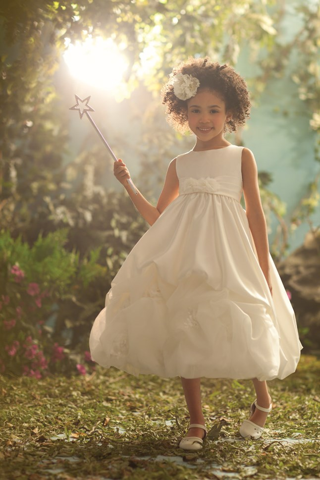 Disney Fairytales by Alfred Angelo, Tiana Enfant