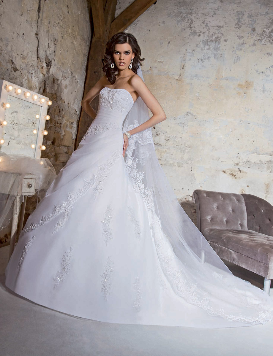 Robe de mariée L'Empire du Mariage - Murano