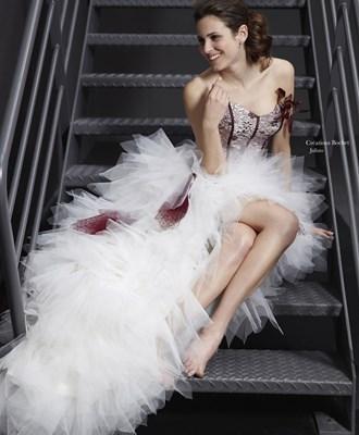 Robe de mariée : GlamRock ! - le site du mariage