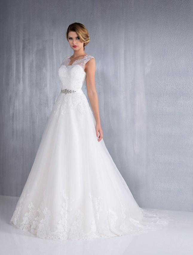 Aurye mariages rebecca sur le site du mariage for Rebecca robe mariage taylor