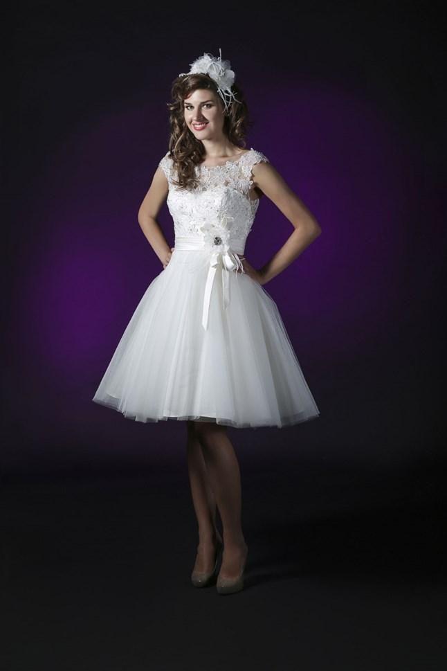 Elysa Bridal, B3304B-Agena