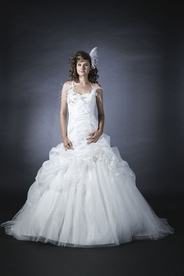Elysa Bridal, B3312-Cassiopee