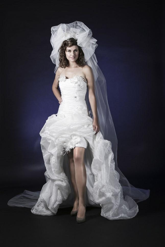 Elysa Bridal, B3313-Selena