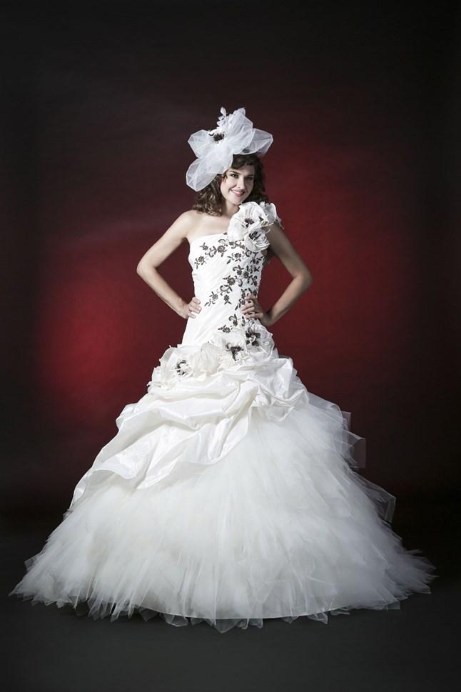Elysa Bridal, B3317-Cleophee