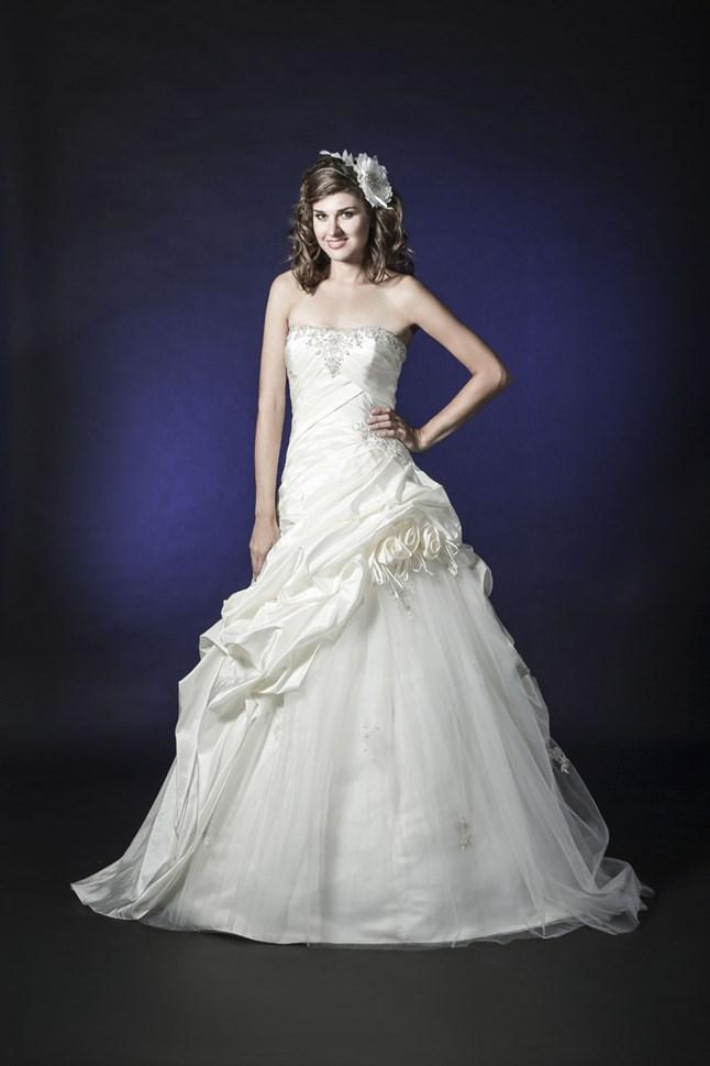 Elysa Bridal, B3319-Nokomis