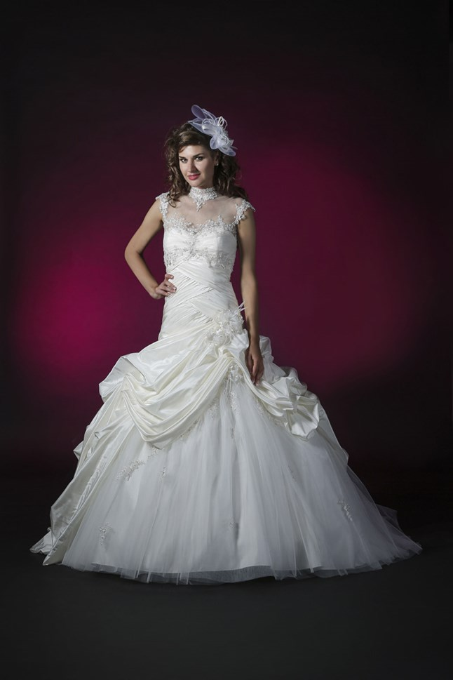 Elysa Bridal, B3321-Eleanor