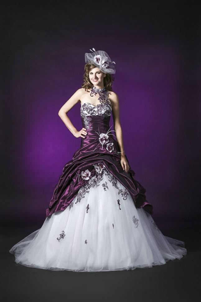 Elysa Bridal, B3324-Viticella