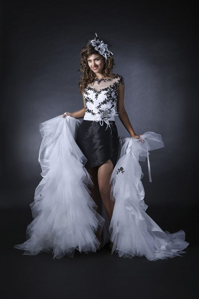 Elysa Bridal, B3326B-Nashira