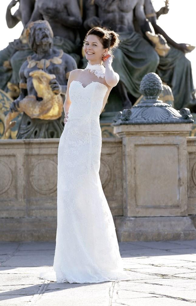 Mariées de Paris, Celia