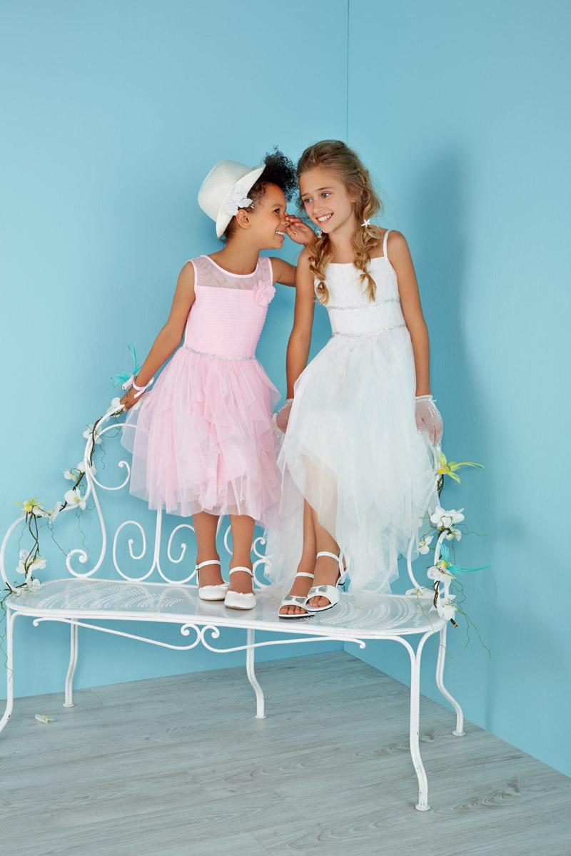 0f3313b00cf Tati robe mariage petite fille – Modèles populaires de robes