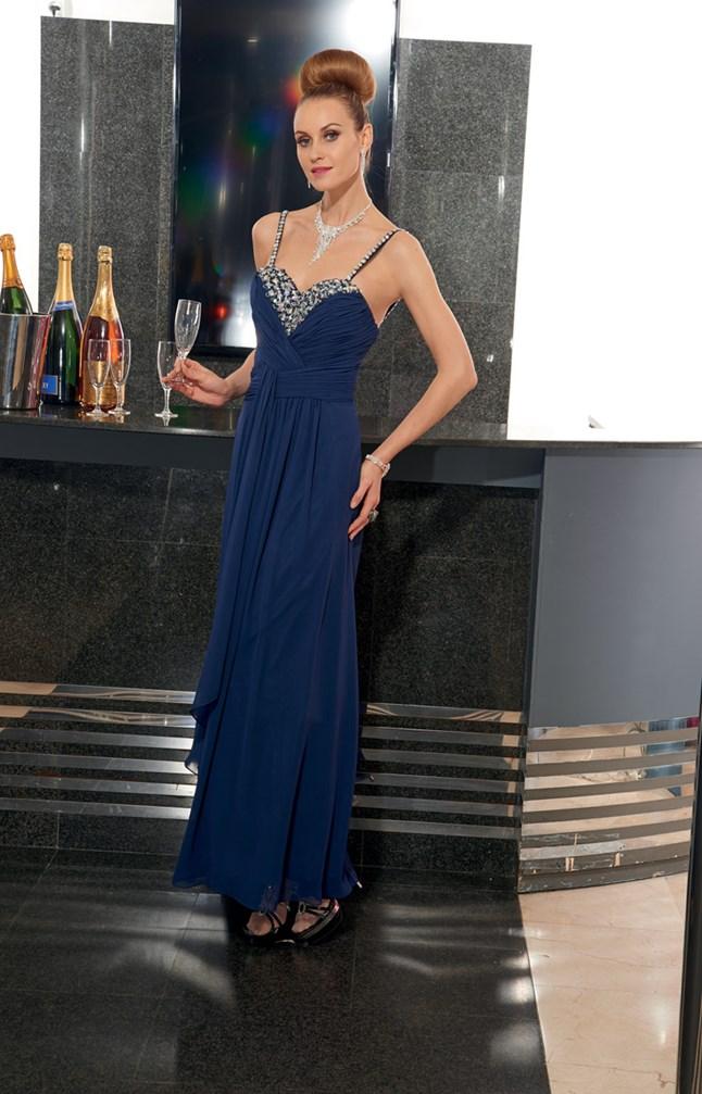 First Lady, Eglantine bleu marine